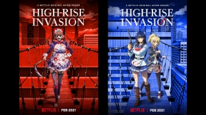 Netflix Betting Big on Anime, Reveals 5 New Projects at Tokyo Event