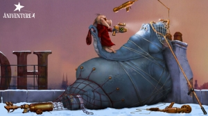 Peter Dinklage, Rainn Wilson, and RuPaul Board Aniventure's 'Hitpig'