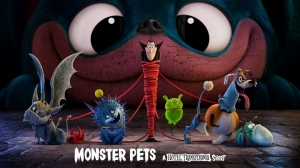See the Just Released 'Hotel Transylvania Short,' 'Monster Pets'