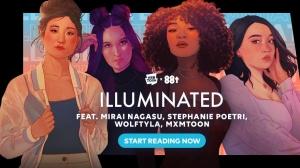 WEBTOON Launches 'Illuminated' to Spotlight Asian Women in Entertainment