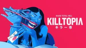 Taking on the Yakuza, Plagues, and Mechs in 'Killtopia' Cyberpunk Saga