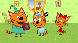 AOC Kids and RTVE Ink Deal Bringing 'KID-E-CATS' to Spain