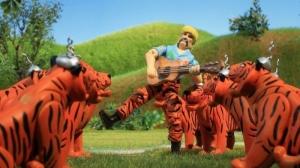 'Robot Chicken' S11 Trailer Teases Tiger King and Obi-Wan Bikini Pics