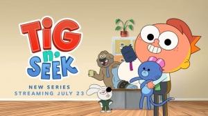 WATCH: HBO MAX Debuts Trailer for 'Tig N' Seek'