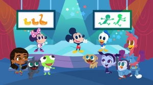 Animated Musical Short 'Everybody Gets a Vote' Debuts on Disney Junior and DisneyNOW Oct 25