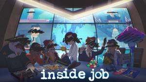 Netflix Reveals Shion Takeuchi and Alex Hirsch's 'Inside Job'