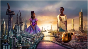 Walt Disney Animation Taps Cinesite for 'Iwájú' 3DCG Work