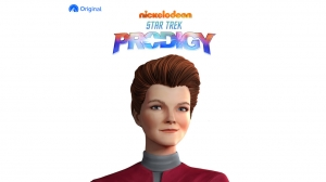 Paramount+ Reveals Janeway First Look on Upcoming 'Star Trek: Prodigy'