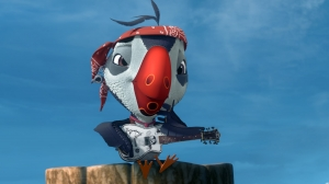 First Look Images of 'Puffins' Starring Johnny Depp