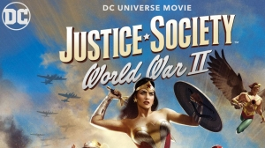 DC Universe's 'Justice Society: World War II' Coming to Digital April 27