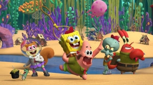 First Look Reveal of Nickelodeon's 'Kamp Koral: SpongeBob's Under Years'