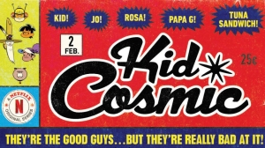 Craig McCracken's 'Kid Cosmic' Premieres February 2 on Netflix