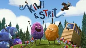 WildBrain Spark Inks 'Kiwi & Strit' Deal with Copenhagen Bombay