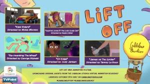 Cabblow Studios Wraps First Virtual Animator Residency