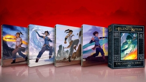 Nickelodeon's 'The Legend of Korra' Steelbook Collection Coming March 16