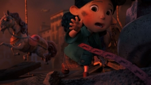 Cinzia Angelini's 'Mila' Gives an Animated Voice to Children of War