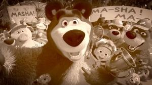 'Masha and the Bear' Hits Another YouTube Milestone