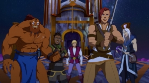 Behold the Lord of Destruction in 'Masters of the Universe: Revelation'