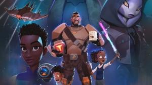 Netflix Greenlights CG Series 'My Dad the Bounty Hunter'