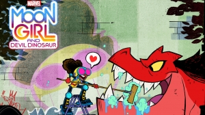 Disney Channel Announces 'Marvel's Moon Girl and Devil Dinosaur' Voice Cast