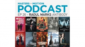 New 'Masters of Motion' Podcast with Raoul Marks – Listen Now