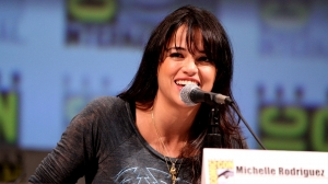 Michelle Rodriguez and Justice Smith Join Cast of 'Dungeons & Dragons'
