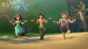 'The Croods: Family Tree': A Modern Take on Prehistoric Domestic Bliss