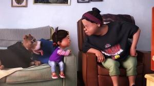 A Grandma and Granddaughter Bond Over a Love of Wrestling in 'Nona'