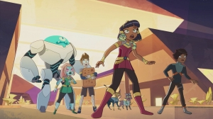 DreamWorks Animation's 'Cleopatra in Space' Season 3 Premieres January 14