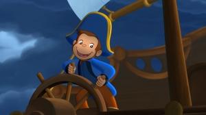 Peacock Original 'Curious George: Cape Ahoy' Premieres September 30