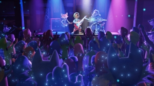 EXCLUSIVE: True Blue Performs 'Beyond the Horizon' from 'Rock Dog 2: Rock Around the Park'