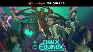 Trailer for Crunchyroll Original 'Onyx Equinox' Released