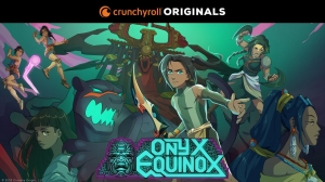 Trailer for Crunchyroll Original 'Onyx Equinox' Released