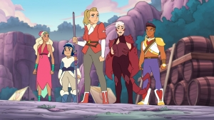 LGBTQ Themes Take a Deserved Bow in 'She-Ra and the Princesses of Power' Finale