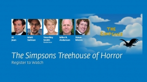 The Paley Front Row Presents 'The Simpsons: Treehouse of Horror' October 17