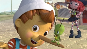 WATCH: Animated 'Pinocchio and Friends' Series Coming Late 2021