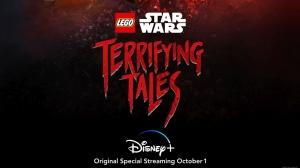 Disney+ Reveals 'LEGO Star Wars Terrifying Tales' Cast and Key Art