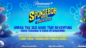 See 'The SpongeBob Movie: Sponge On The Run' at the Drive-in on Feb 27 and 28