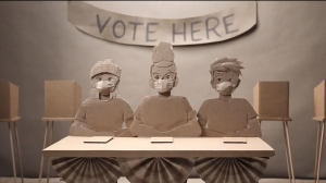 Watch NOW: 'Dream of Poll Workers' Animated Call to Action!