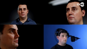 DI4D Launches PURE4D Facial Capture Pipeline