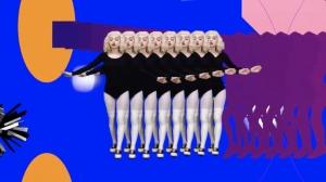 Twist and Glitch: Cody Uhlers' 'Purple Barreling' Music Video