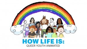 'How Life Is: Queer Youth Animated' Shorts Celebrate Pride Month 2021