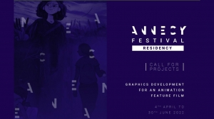 Call for Entries: Annecy Festival Residence