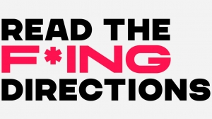 Spread the Vote PSA Implores Us to 'Read the F*ing Directions'