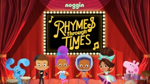 Noggin's 'Rhymes Through Times' Musical Series Celebrates the Black Experience