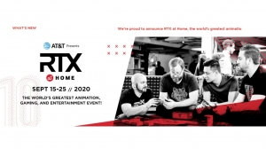 HBO Max Presents RTX at Home Animation Festival September 15-25