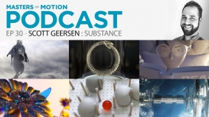 New 'Masters of Motion' Podcast with Substance Founder Scott Geersen