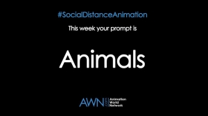 This Week's #SocialDistanceAnimation Theme: Animals
