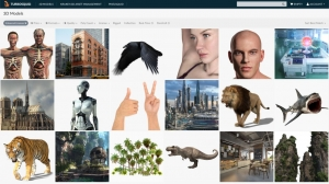 TurboSquid Licensing Tiers Can Now Indemnify 3D Stock up to $1 Million