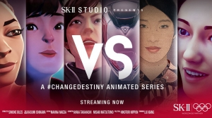 'VS' Animated Series Shows Female Olympic Athletes Overcoming Adversity
